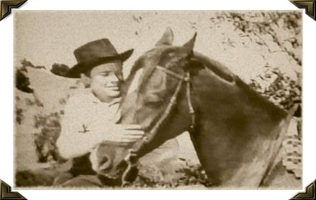 Ken with Flicka